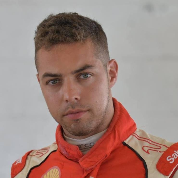 Daniel Mancinelli pilota ferrari easyrace