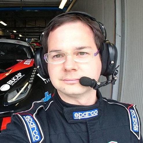 Tommaso Delfanti in Ferrari